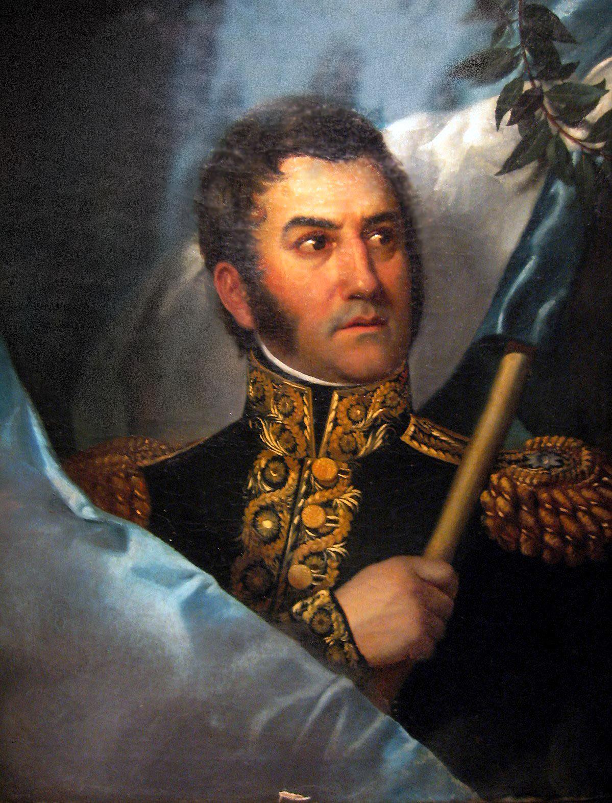 Estimadas familias: El lunes próximo 17 de agosto se conmemora el 170° aniversario de la muerte del Gral. San Martín.
