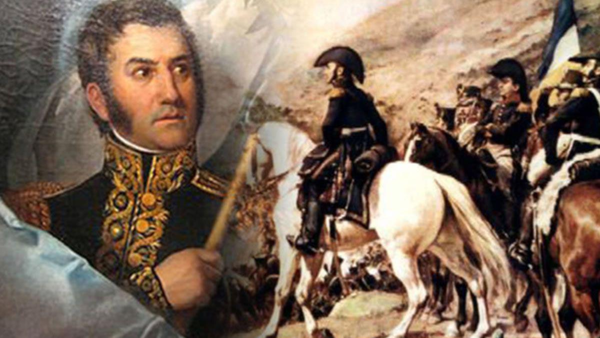 Conmemoración del 170° Aniversario del Paso a la Inmortalidad del Gral. San Martín. ¡Gracias por participar de la encuesta!