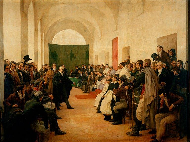Recordamos y festejamos el 25 de Mayo de 1810.