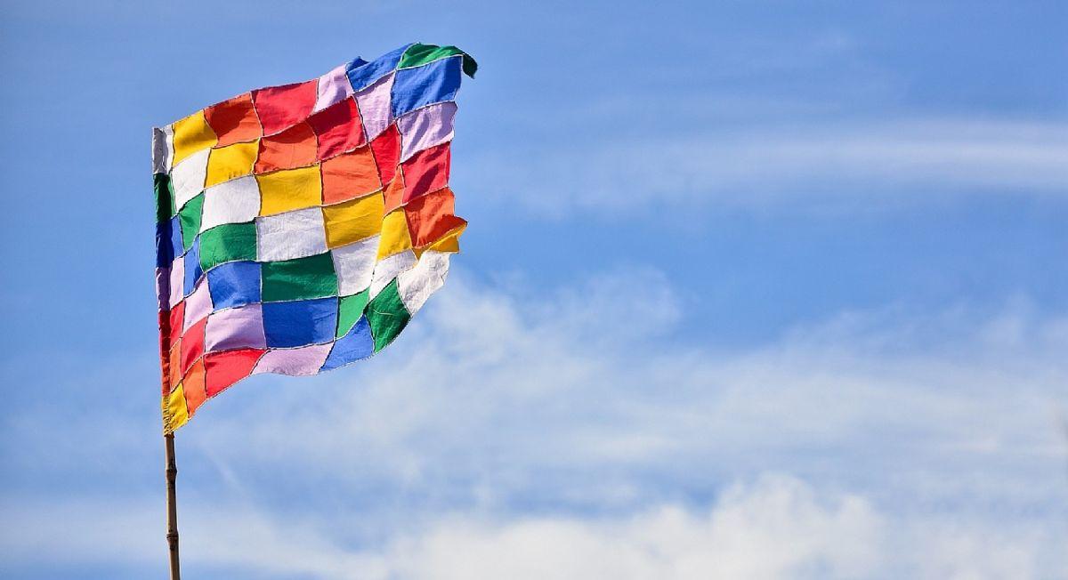 Los chicos conmemoran el Día de la Diversidad Cultural